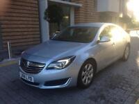 **2014 Vauxhall Insignia 2.0 CDTi Manual**27,000miles**1 Owner**Satnav**HPI Clear**