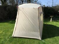 Vaude drive wing side/rear awning