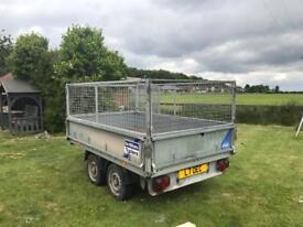 Iver Williams Braked trailer