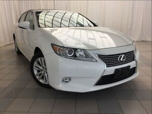 2015 Lexus ES 350 Ultra Premium Package: Leather, New Brakes.