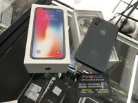 🔥 Apple IPhone X 64GB Unlocked No Face I.D