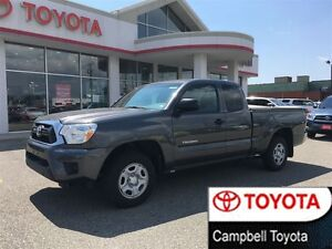 2014 Toyota Tacoma SR5--2WD--1 OWNER--VERY LOW KM'S