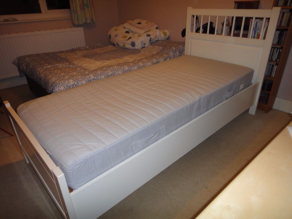 ikea single bed and mattress for sale - Ikea Single Bed Frame