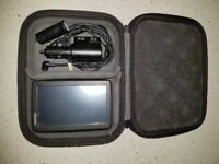 TomTom Sat Nav with case. £25 o.n.o