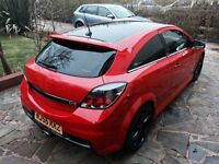2006 Flame Red VXR Turbo 300bhp Vauxhall Astra swap vw Audi seat mercedes BMW etc