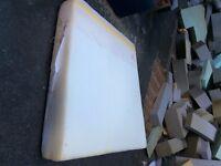 foam cushions and cuttings
