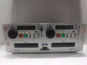 Power Pro Audio Duel CD Player PPA-1002. We buy and sell used goods. 2110*