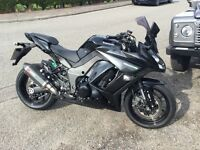 Kawasaki Z1000SX Sports Tourer, traction control, ABS,Heated Grips, Scorpion Exhausts