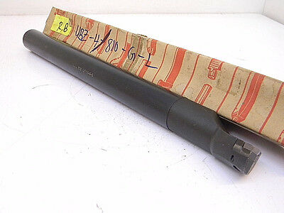 New Surplus Komet Carbide Indexable Boring Bar R.b. Ubz 4810-g-l Shank 1-14