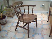 Captain's Style Chair