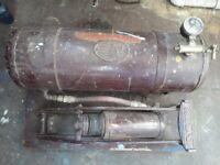 aerograph compressor spray pump DEVILBISS