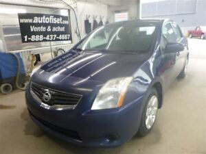 2010 Nissan Sentra 2.0  6 VIT.   $31./s + tx