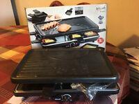 Bifinett H-3043 Raclette Grill £15