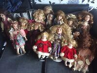 leonardo collection dolls