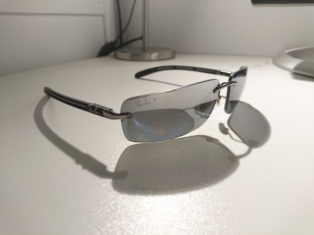 d4b54958549ec Ray-Ban Sunglasses Tech RB8304 (Carbon Fibre Tech RB8304 004 82 3P)
