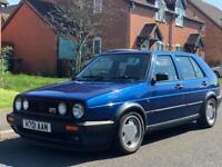 1991 Volkswagen Golf GTi 16v..Loads spent..Big bumber..Classic car