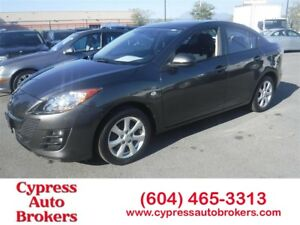 2010 Mazda MAZDA3 GS (Power Sunroof & Brand New Tires)