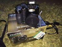 Fuji finepix digital camera camcorder S2800HD