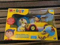 Noddy remote control car brand new unopened