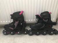 Inline skates/roller blades size 5