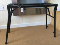 Stagg MXS-A1 Adjustable Keyboard/Mixer Stand