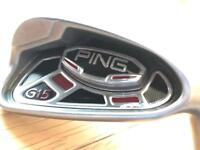 Ping G15 Irons (5 to Utility, 7 Clubs in Total)