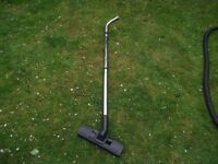 Hoover Attachment - Henry Hoover Brush and Metal Tube