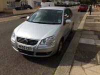 VW POLO 1.2 PETROL 2005 FOR SALE IN LONDON