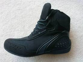 Dainese Motorshoe D-WP Size 9