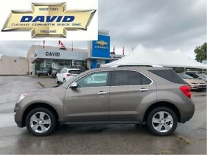 2012 Chevrolet Equinox 2LT FWD/ LEATHER/ SUNROOF/  REMOTE START/