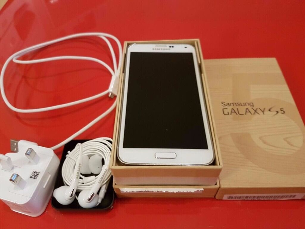 samsung s5 unlockedin Kingsbury, LondonGumtree - Samsung s5 unlocked with original box ,charger, headphones. its in a good condition , a few small scratch but it;s running perfectly