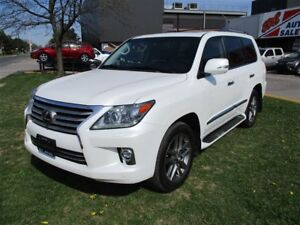 2014 Lexus LX 570 ULTRA PREMIUM|DVD|NAVIGATION|FULLY LOADED