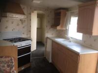 3 Bed Static Caravan Available Now