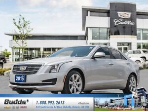 2015 Cadillac ATS 2.0L Turbo 0.9% for up to 24 months O.A.C.