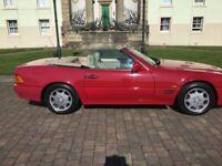 Mercedes-Benz, SL SERIES, Convertible, 1995, Automatic, 3199 (cc), 2 doors