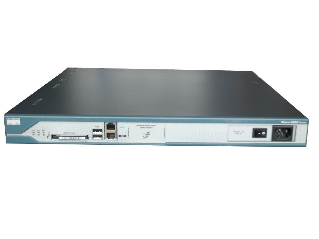Cisco 2811 Router IOS 15 1(3)T4 CME 8 5 CCENT CCNA CCVP CCIE CCSP LAB  512D/256F   Shopping Bin - Search eBay faster