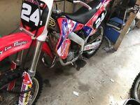 Cr 125 2002 Honda not yz Yamaha Suzuki rm kx kawasaki
