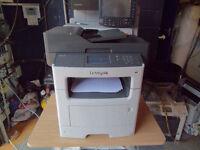 Lexmark A4 Laser photocopier printer scanner fax in vgc model XM1145 ASHFORD KENT