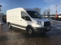 2015 TRANSIT 310 2.2 MWB FULL SERVICE HISTORY FROM NEW