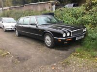 Daimler Limousine for sale. , 6 door 8 seats with division, drives superbly, mot until August 2018