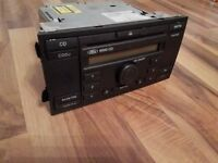Ford radio 6000CD for Fiesta,Focus,Focus C-Max, Transit