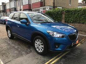 2012 Mazda CX-5 AWD Automatic FSH SatNav Diesel, NEW ENGINE, 6 month FREE Warranty, FINANCE,Long MOT