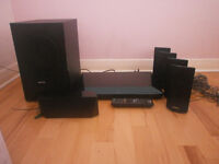 Sony BDV-E3100 BLUE-RAY DISC/DVD Home Theater System