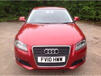 FINANCE AVAILABLE GOOD, BAD OR NO CREDIT**Audi A3 2.0 TDI SE Sportback 5dr**