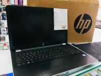 HP laptop 8th Gen intel Core i5 + 1TB