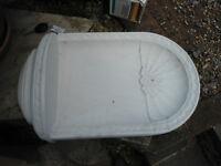 Plaster niche/ Alcove. Near Maldon Essex