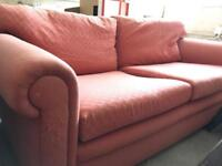 Laura Ashley 2/3 seater sofa - free!