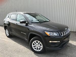 2018 Jeep Compass Sport Plus