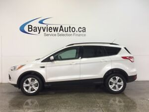 2014 Ford ESCAPE SE- 4W|ECOBOOST|HTD STS|NAV|SYNC!