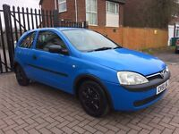 Vauxhall Corsa Club 1.0 - Full Service History - Ideal First Car